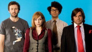 Channel 4's The I.T.Crowd cast