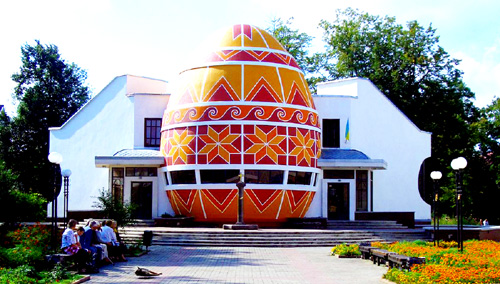 The Easter Egg Museum