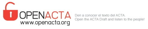 Logo for the Mexican OpenActa group