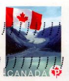 Canada Post Permanent Stamp