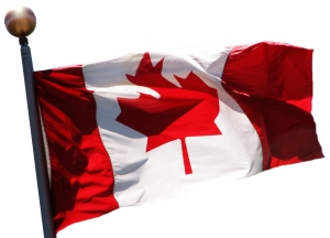 Canadian Flag CC-BY lothlaurien.ca