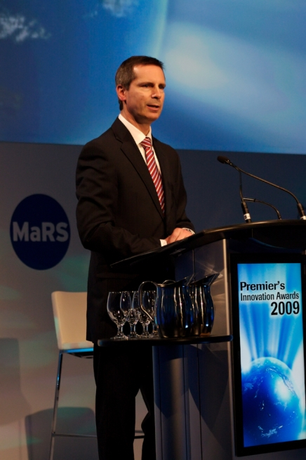 PremierMcGuinty at MaRS (CC by nc) by mars_discovery_district