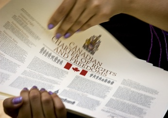 Canadian Charter of Rights and Freedoms (CC by Bitpicture)