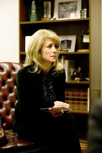 Texas Senator Wendy Davis